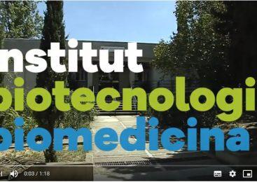 Institut de Biotecnologia i de Biomedicina (IBB)
